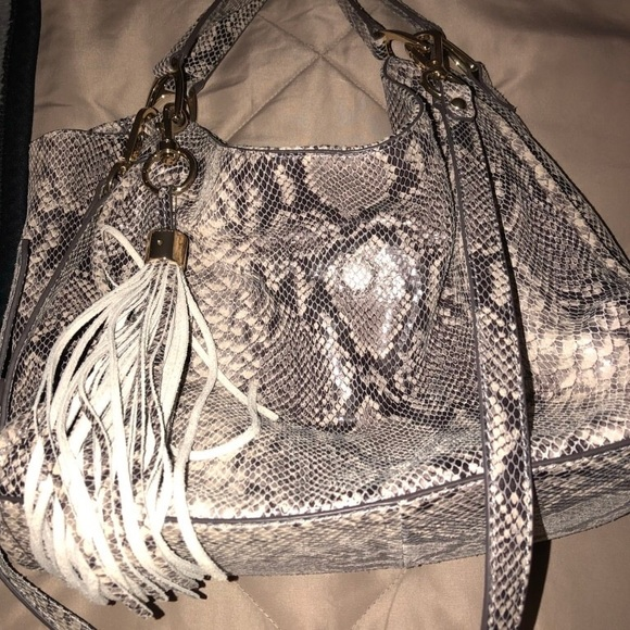 06efe2c29573 Bags | From Qvc Gili All Leather Bag | Poshmark